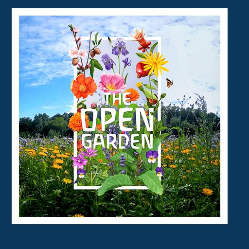 The Open Garden zaproszenie