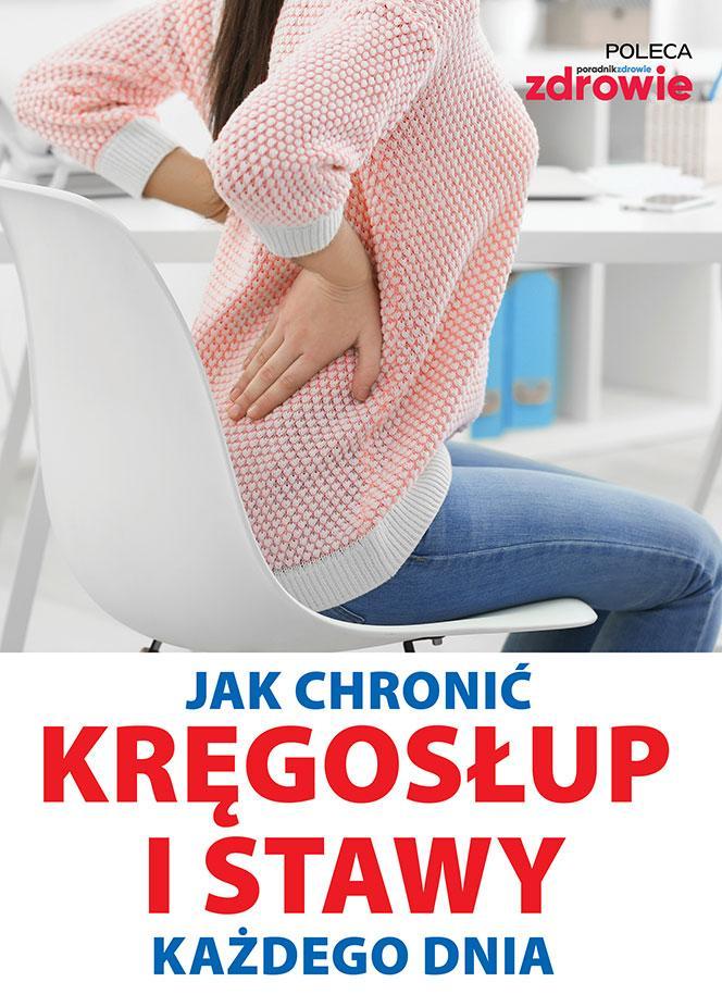 Jak chronić kręgosłup i stawy każdego dnia