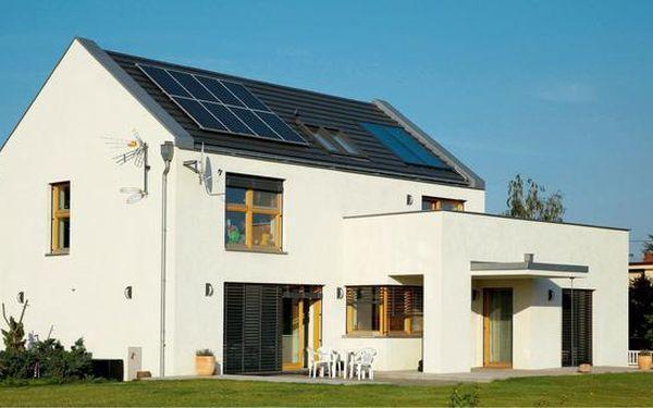 Dom z kolektorami, rekuperatorem i instalacją PV: koszt instalacji i ogrzewania