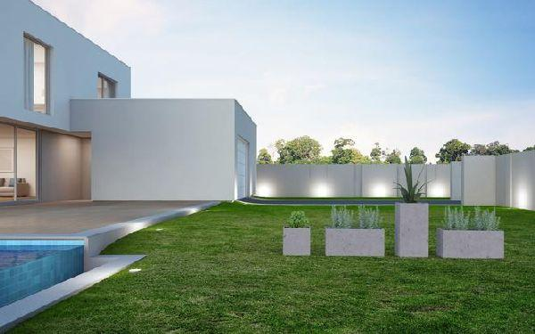 Donice z betonu architektonicznego. Solidne, nowoczesne i dekoracyjne
