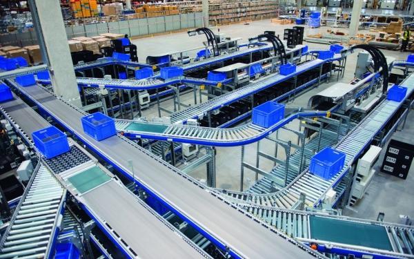 Automatyzacja procesów logistycznych. Przykłady automatyzacji, opis urządzeń